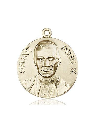 Pope Pius X Medal - 81662 Saint Medal