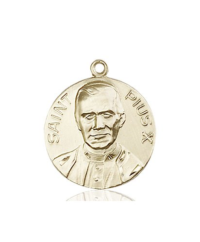 Pope Pius X Medal - 81665 Saint Medal