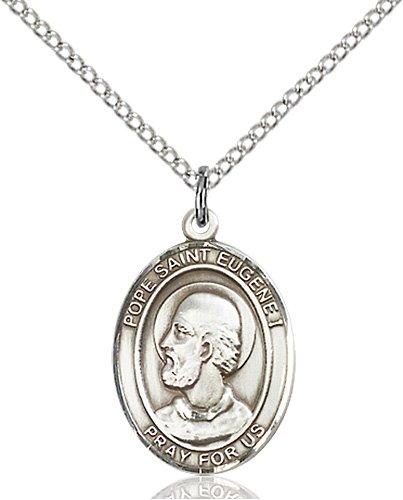Pope Saint Eugene I Medal