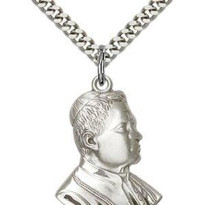 Saint Pius X Medal - 81672 Saint Medal