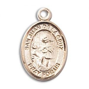 San Juan De La Cruz Charm - 14 Karat Gold Filled (#85084)
