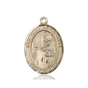 San Juan De La Cruz Medal - 83896 Saint Medal