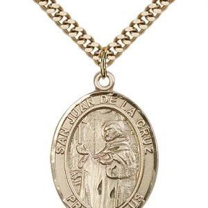 San Juan De La Cruz Medal - 82523 Saint Medal