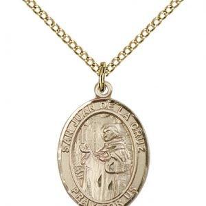 San Juan De La Cruz Medal - 83895 Saint Medal