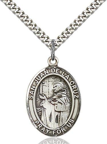 San Juan De La Cruz Medal - 82525 Saint Medal