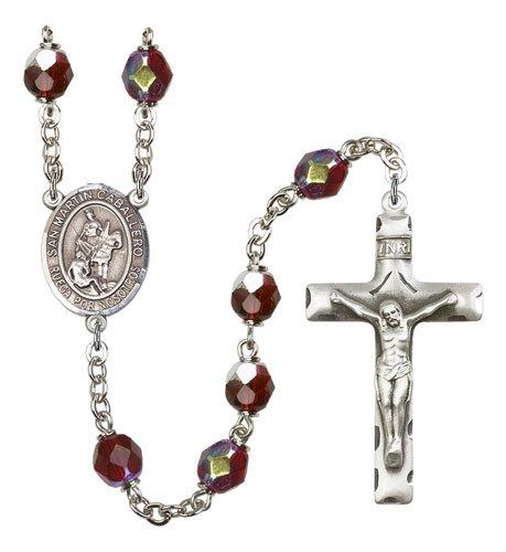 San Martin Caballero Rosary