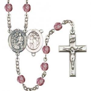 St. Sebastian-Karate Rosary