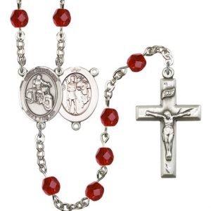 St. Sebastian-Motorcycle Rosary