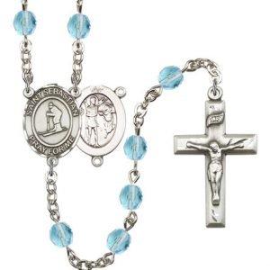 St. Sebastian-Skiing Rosary