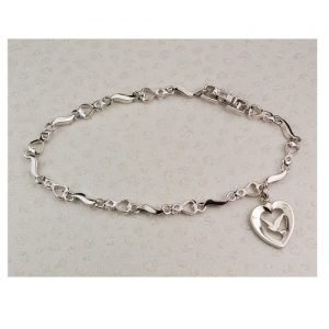 Dove Bracelet for Confirmation
