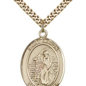 St. Aaron Medal - 82562 Saint Medal
