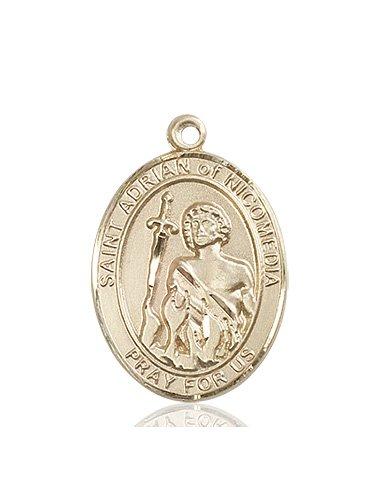 St. Adrian of Nicomedia Medal - 82815 Saint Medal