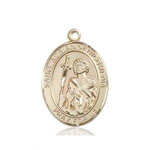 St. Adrian of Nicomedia Medal - 84187 Saint Medal