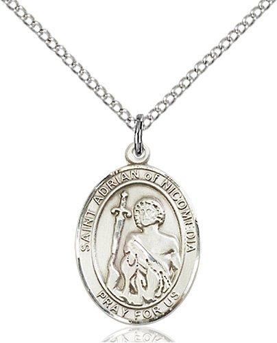 St. Adrian of Nicomedia Medal - 84188 Saint Medal