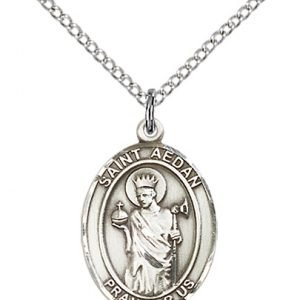 St. Aedan of Ferns Medal - 84032 Saint Medal