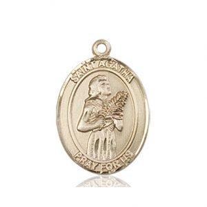 St. Agatha Medal - 83273 Saint Medal