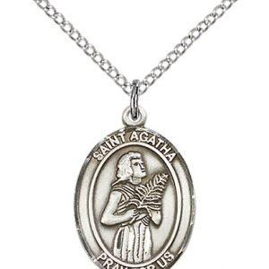 St. Agatha Medal - 83274 Saint Medal