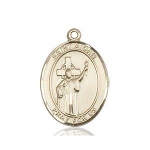 St. Aidan of Lindesfarne Medal - 84268 Saint Medal