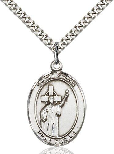 St. Aidan of Lindesfarne Medal - 82897 Saint Medal