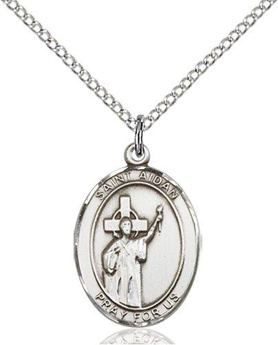 St. Aidan of Lindesfarne Medal - 85625 Saint Medal