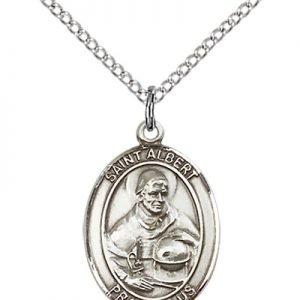 St. Albert the Great Medal - 83268 Saint Medal