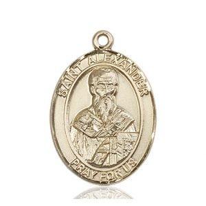 St. Alexander Sauli Medal - 81931 Saint Medal