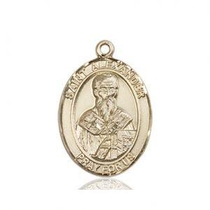 St. Alexander Sauli Medal - 83300 Saint Medal