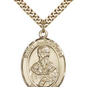 St. Alexander Sauli Medal - 81930 Saint Medal