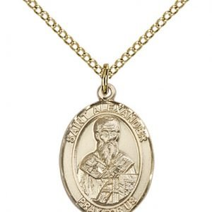 St. Alexander Sauli Medal - 83299 Saint Medal