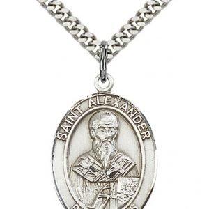 St. Alexander Sauli Medal - 81932 Saint Medal