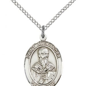 St. Alexander Sauli Medal - 83301 Saint Medal