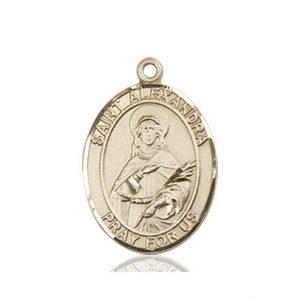 St. Alexandra Medal - 83857 Saint Medal