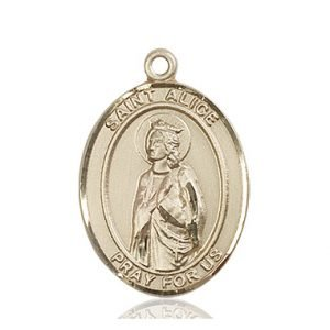 St. Alice Medal - 82548 Saint Medal