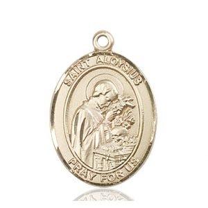 St. Aloysius Gonzaga Medal - 82509 Saint Medal