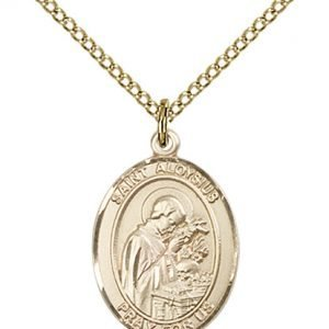 St. Aloysius Gonzaga Medal - 83880 Saint Medal