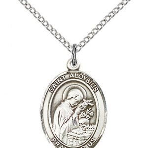 St. Aloysius Gonzaga Medal - 83882 Saint Medal