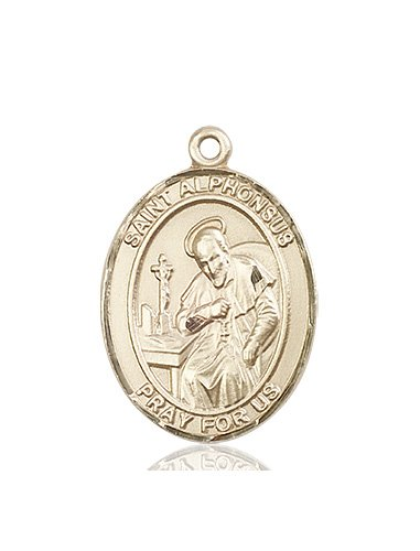 St. Alphonsus Medal - 82500 Saint Medal