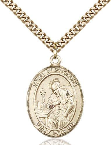 St. Alphonsus Medal - 82499 Saint Medal