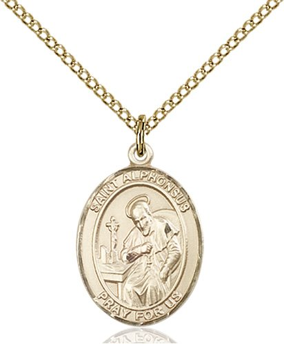 St. Alphonsus Medal - 83871 Saint Medal