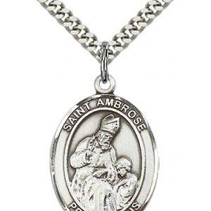 St Ambrose Medals