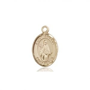 St. Amelia Charm - 85269 Saint Medal