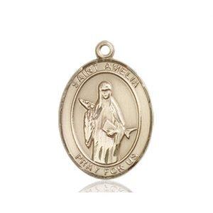 St. Amelia Medal - 84082 Saint Medal