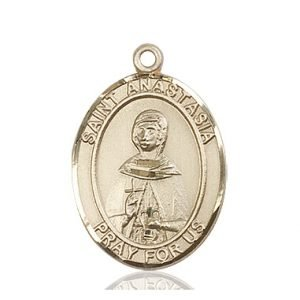 St. Anastasia Medal - 82479 Saint Medal