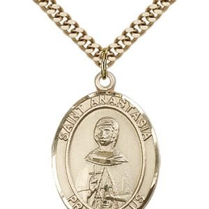 St. Anastasia Medal - 82478 Saint Medal