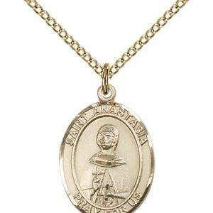 St. Anastasia Medal - 83850 Saint Medal
