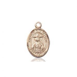 St. Andrew Kim Taegon Charm - 85431 Saint Medal
