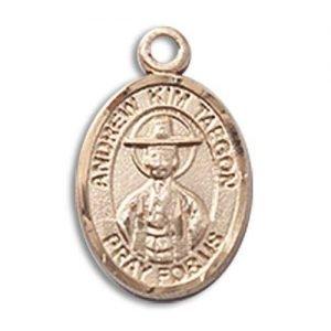 St. Andrew Kim Taegon Charm - 85430 Saint Medal