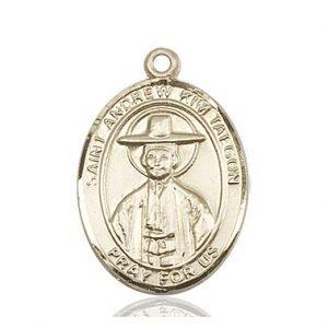 St. Andrew Kim Taegon Medal - 82872 Saint Medal