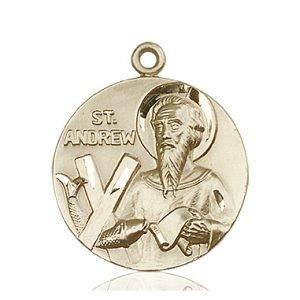 St. Andrew Medal - 81719 Saint Medal
