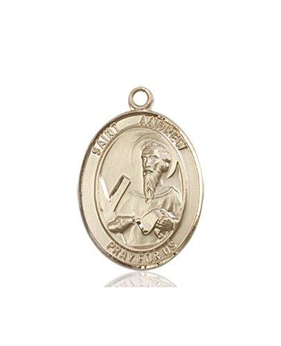 St. Andrew the Apostle Medal - 83264 Saint Medal